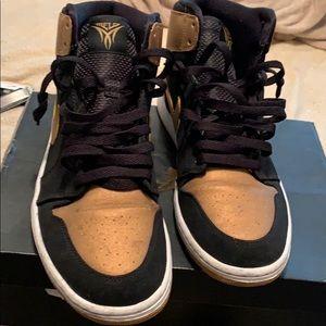 Air Jordan's 1 Melo's